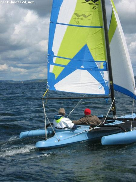 WINDRIDER WR 17 - Bateaux d'occasion - Best-Boats24 net le grand